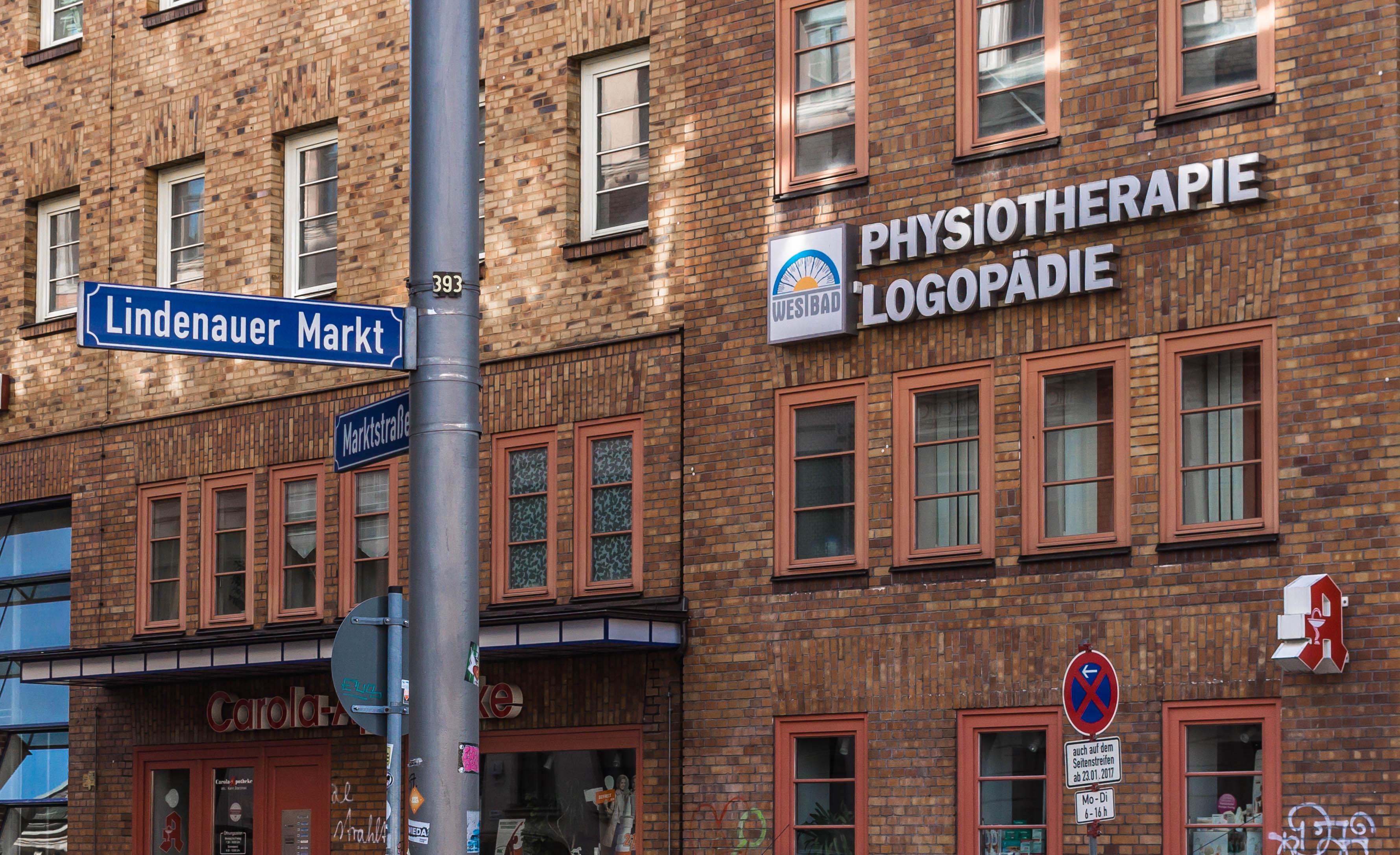 Praxis Leipzig-Lindenau - Marktstraße 2-6