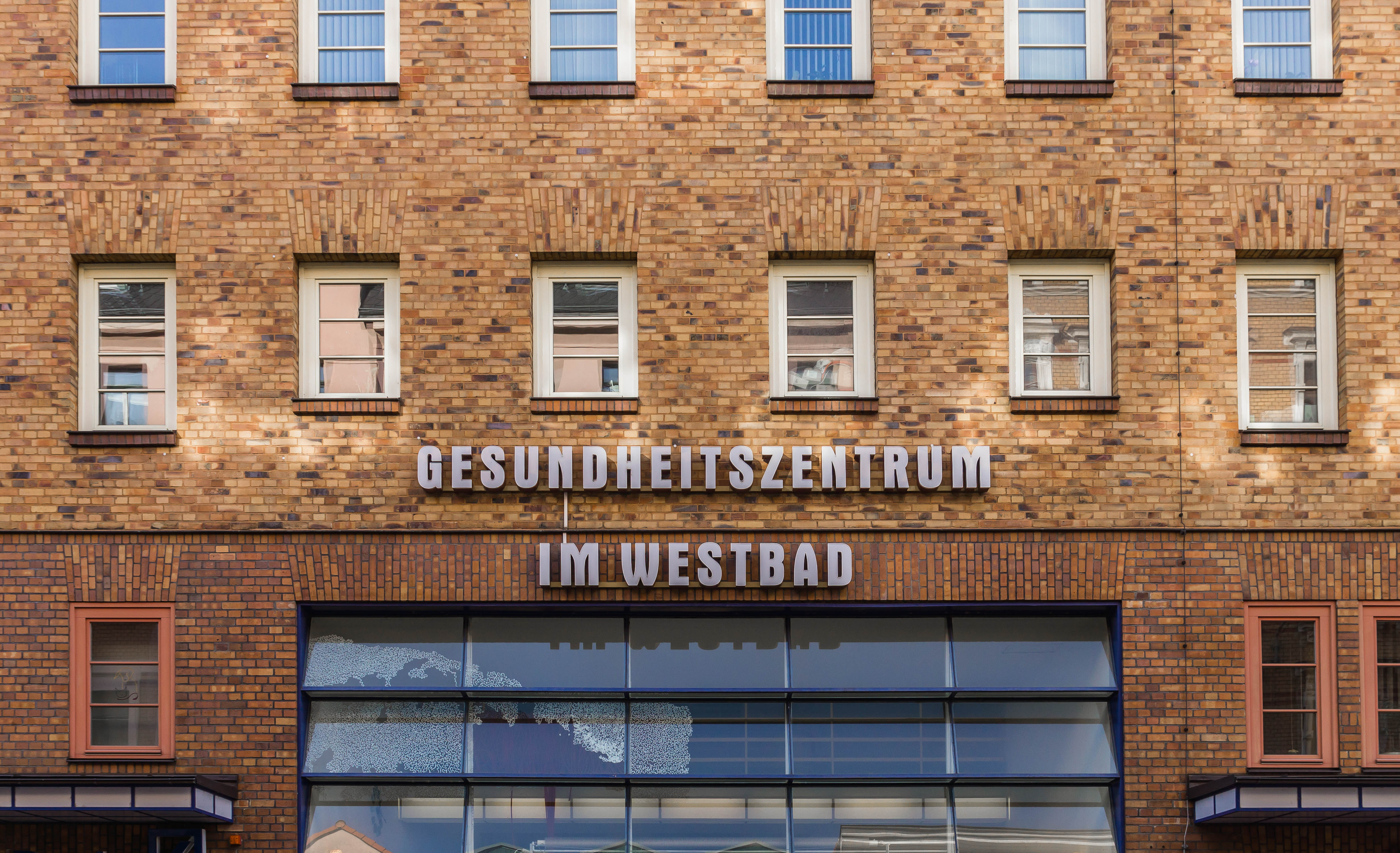 Praxis Leipzig-Lindenau - Eingang