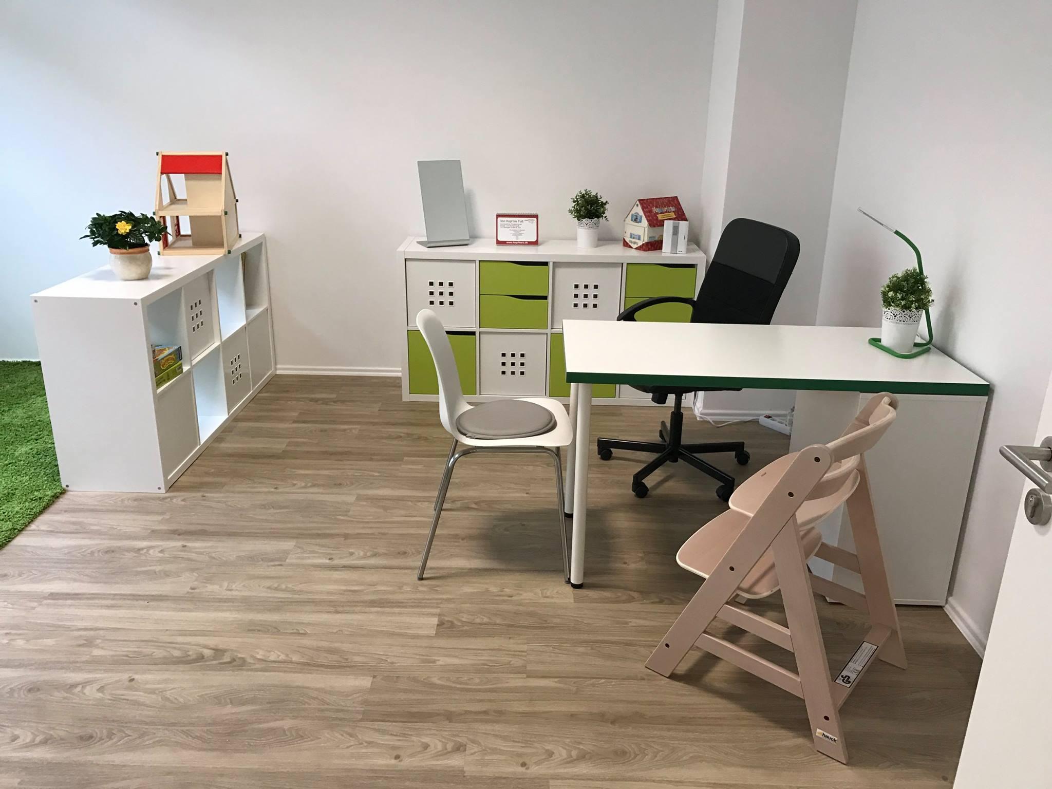 Praxis - Leipzig Plagwitz - Therapie-Zimmer